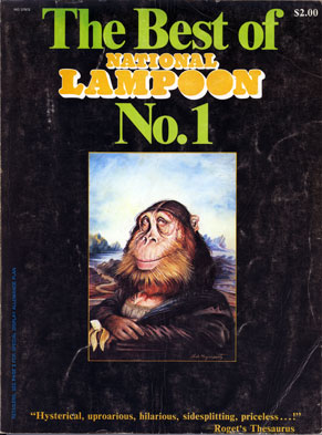 The Best of National Lampoon No. 1 - 1972