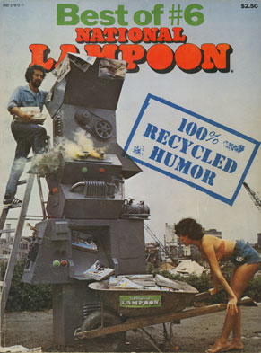 Best of the National Lampoon #6 - 1976
