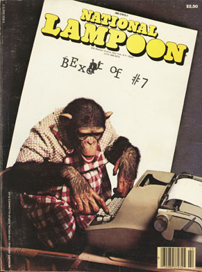 Best of the National Lampoon #7 - 1977
