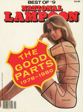Best of the National Lampoon #9 - 1980