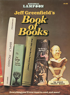 Book of Books (by Jeff Greenfield) - 1979