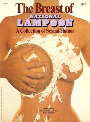 The Breast of National Lampoon - 1972