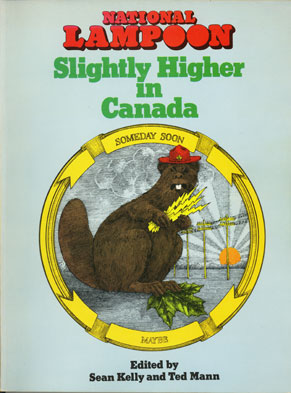 National Lampoon Slightly Higher in Canada - 1978
