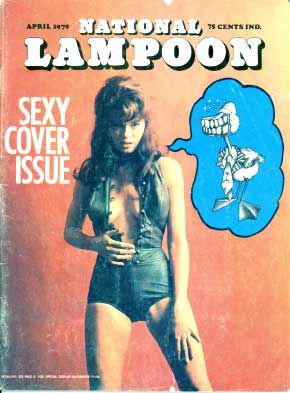 National Lampoon #1 - April 1970