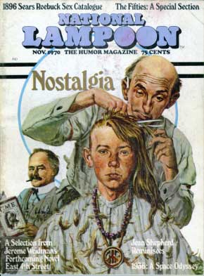 National Lampoon #8 - November 1970
