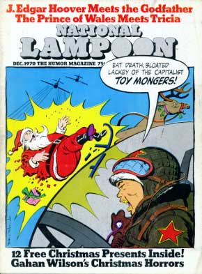 National Lampoon #9 - December 1970