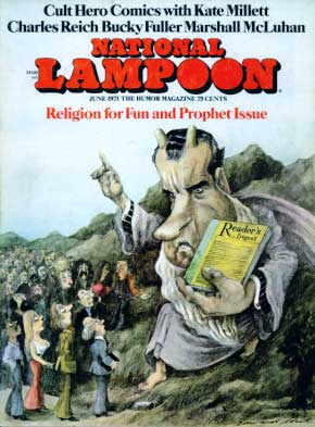 National Lampoon #15 - June 1971