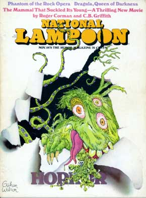 National Lampoon #20 - November 1971