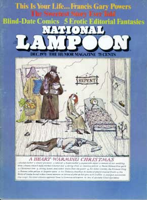 National Lampoon #21 - December 1971
