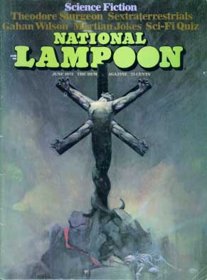 National Lampoon #27 - June 1972