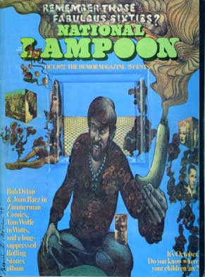 National Lampoon #31 - October 1972