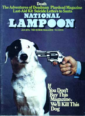 National Lampoon #34 - January 1973