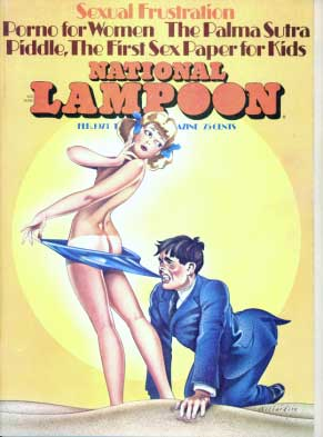 National Lampoon #35 - February 1973