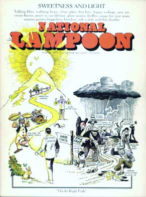National Lampoon #36 - March 1973