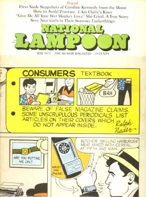 National Lampoon #38 - May 1973
