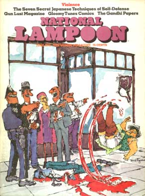 National Lampoon #39 - June 1973
