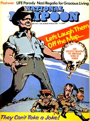 National Lampoon #42 - September 1973