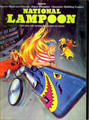 National Lampoon #44 - November 1973