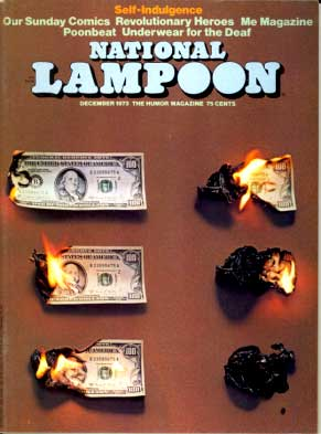 National Lampoon #45 - December 1973