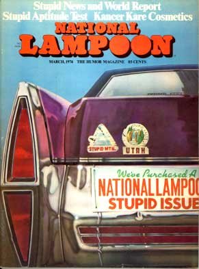 National Lampoon #48 - March 1974