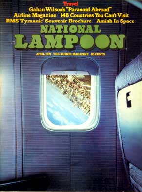 National Lampoon #49 - April 1974