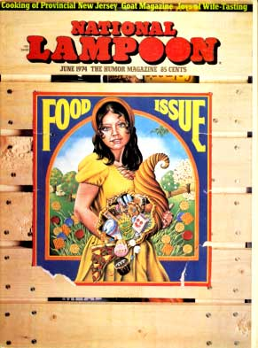 National Lampoon #51 - June 1974