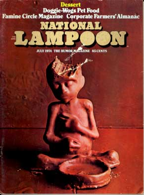 National Lampoon #52 - July 1974