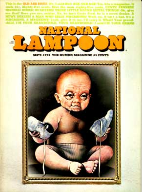 National Lampoon #54 - September 1974