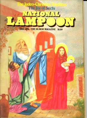 National Lampoon #57 - December 1974