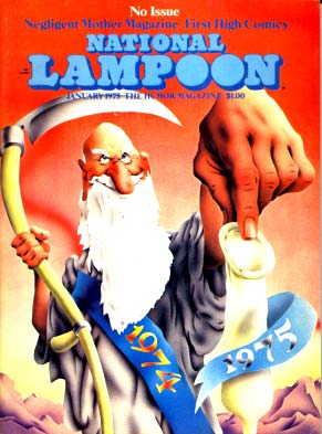 National Lampoon #58 - January 1975