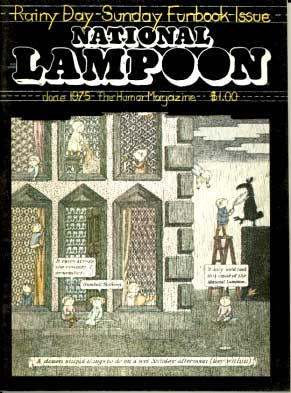 National Lampoon #63 - June 1975