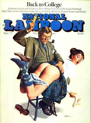 August 1975 National Lampoon 66