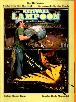 National Lampoon #67 - October 1975