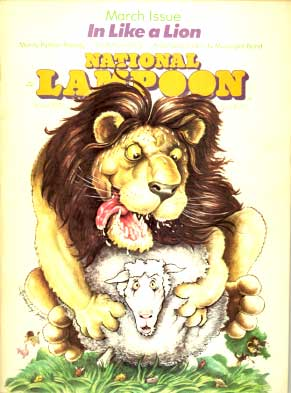 National Lampoon #72 - March 1976