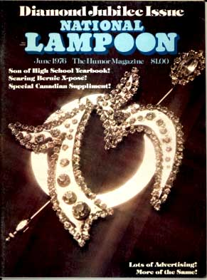 National Lampoon #75 - June 1976