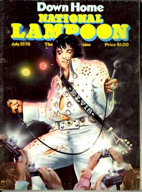 National Lampoon #76 - July 1976
