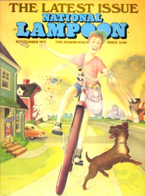 National Lampoon #78 - September 1976