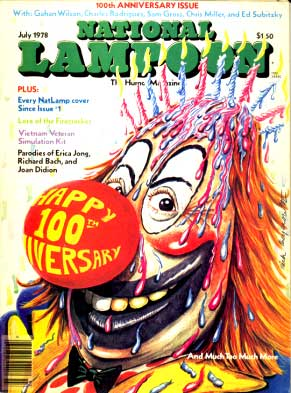 National Lampoon #100 - July 1978