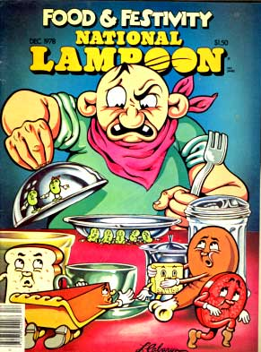 National Lampoon #105 - December 1978