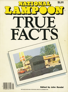 True Facts - 1981